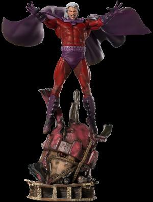 Magneto Deluxe 1:10 Scale Statue