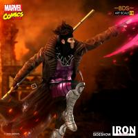 Gallery Image of Gambit 1:10 Scale Statue