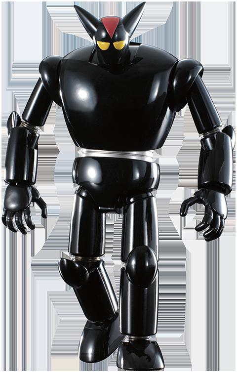 Bandai GX-29R Black OX Collectible Figure