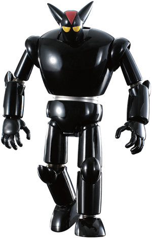 GX-29R Black OX Collectible Figure