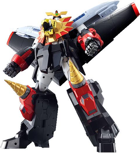 Bandai GX-68 Gao Gai Gar Collectible Figure