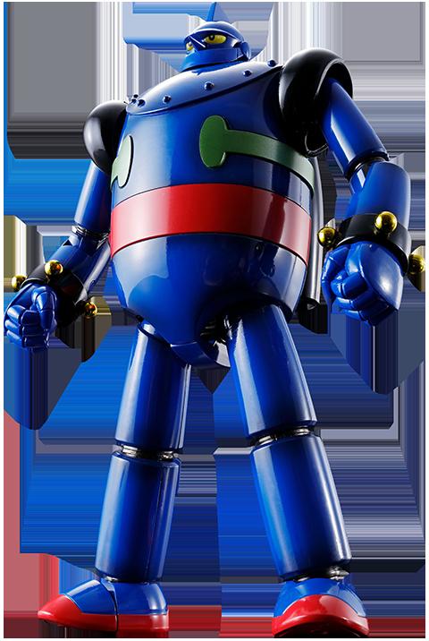 Bandai GX-24R Tetsujin 28-go Collectible Figure