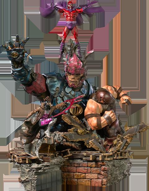 Iron Studios X-Men VS Sentinel #2 (Deluxe) 1:10 Scale Statue