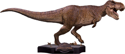 Chronicle Collectibles Final Battle T-Rex Statue