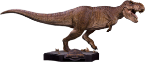 Final Battle T-Rex Statue