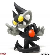 Gallery Image of Devilo Erectus (Black) Vinyl Statue