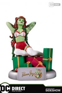 Gallery Image of Poison Ivy (Holiday Variant) Statue