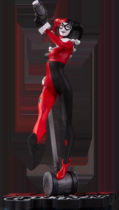 DC Direct Harley Quinn (Version 2) Statue