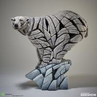 Gallery Image of Polar Bear Edge Sculpture Statue