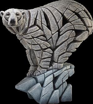 Polar Bear Edge Sculpture Statue