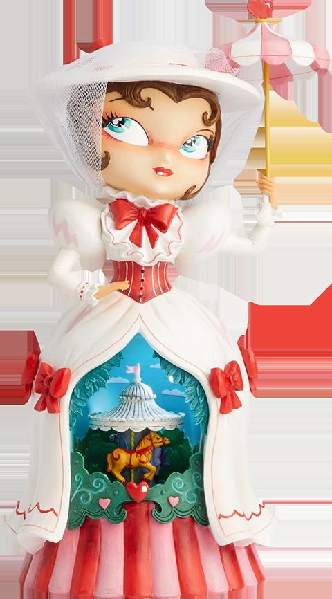 Enesco, LLC Miss Mindy Mary Poppins Musical Figurine