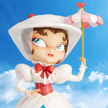 Miss Mindy Mary Poppins Musical Figurine