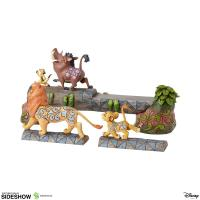 Gallery Image of Simba, Timon & Pumbaa Figurine