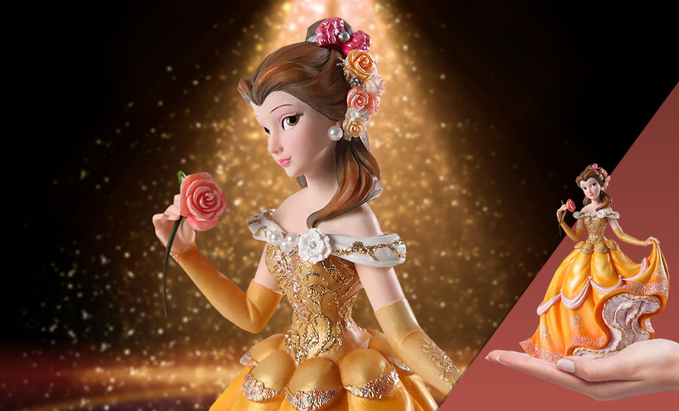 Gallery Feature Image of Belle Couture de Force Figurine - Click to open image gallery