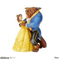 Gallery Image of Belle & Beast Dancing Figurine