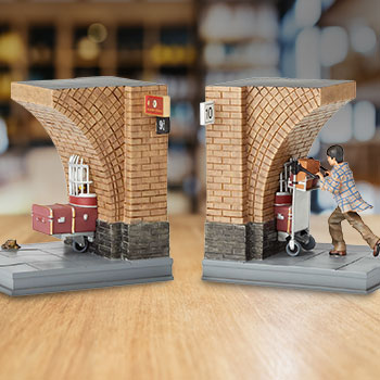 Harry Potter Bookends Office Supplies