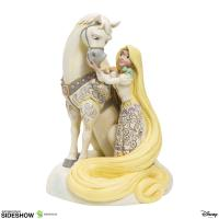Gallery Image of White Woodland Rapunzel Figurine