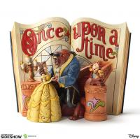 Gallery Image of Beauty and Beast Storybook Figurine