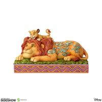 Gallery Image of Simba & Mufasa Figurine