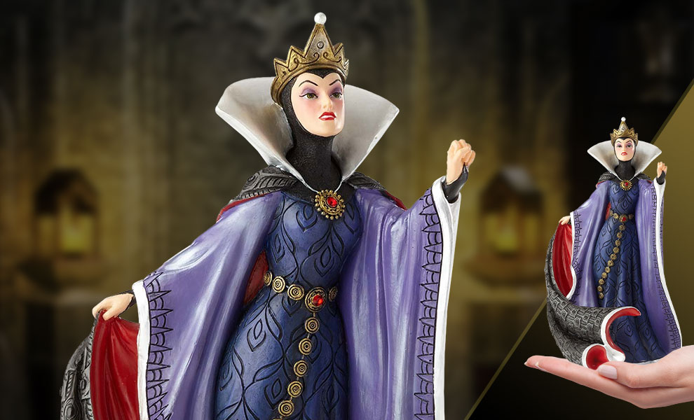 Gallery Feature Image of Evil Queen Figurine - Click to open image gallery