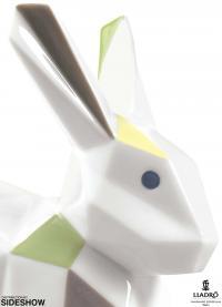 Gallery Image of Rabbit Porcelain Statue