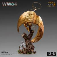 Gallery Image of Wonder Woman Deluxe 1:10 Scale Statue