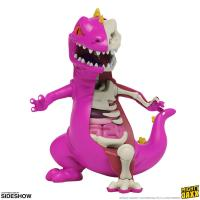 Gallery Image of XXRAY Plus: Purple Reptar Collectible Figure