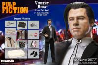 Gallery Image of Vincent Vega (Pony Tail Version) Deluxe 2.0 Sixth Scale Figure