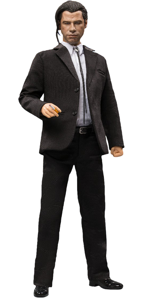 Star Ace Toys Ltd. Vincent Vega (Pony Tail Version) Deluxe 2.0 Sixth Scale Figure
