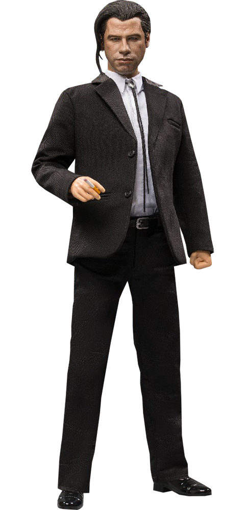 Star Ace Toys Ltd. Vincent Vega (Pony Tail Version) 2.0 Sixth Scale Figure