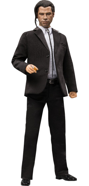 Vincent Vega (Pony Tail Version) 2.0 Sixth Scale Figure