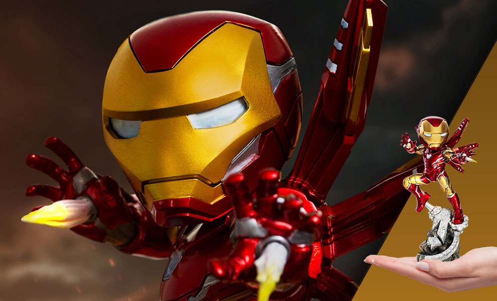 Gallery Feature Image of Iron Man: Avengers Endgame Mini Co. Collectible Figure - Click to open image gallery