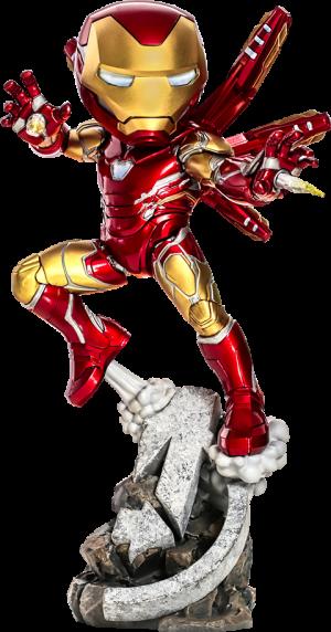 Iron Man: Avengers Endgame Mini Co. Collectible Figure