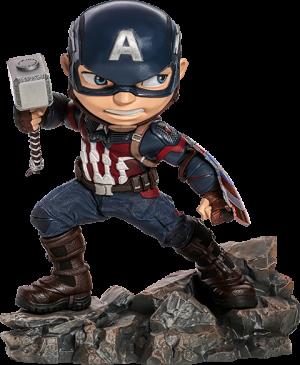 Captain America: Avengers Endgame Mini Co. Collectible Figure