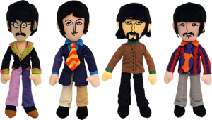 The Beatles - Yellow Submarine Plush Box Set