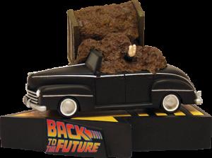 Manure Truck Accident (Premium Motion) Statue