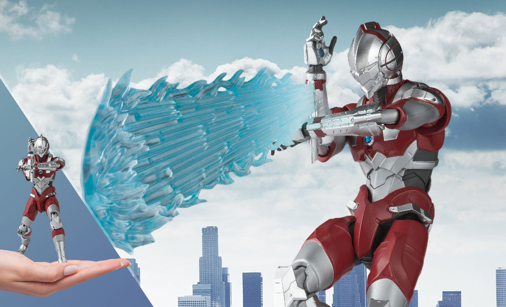Gallery Feature Image of Ultraman Figure - Click to open image gallery
