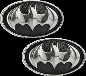 Batman Insignia Cufflinks Jewelry