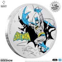 Gallery Image of 2020 Batman 1oz Silver Coin Silver Collectible