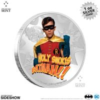 Gallery Image of 2020 Robin 1oz Silver Coin Silver Collectible