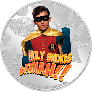 2020 Robin 1oz Silver Coin Silver Collectible