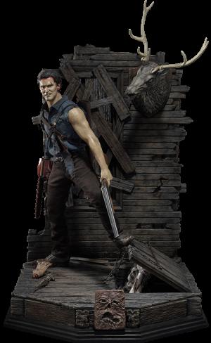 Ash Williams 1:3 Scale Statue