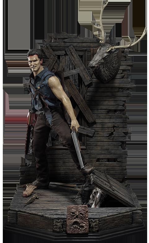 Prime 1 Studio Ash Williams 1:3 Scale Statue