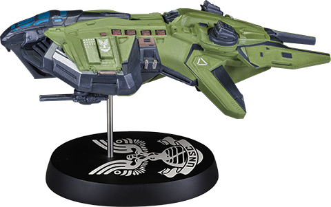 Dark Horse Comics Halo: UNSC Vulture Ship Replica
