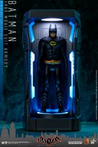 Gallery Image of Batman: Arkham Knight Armory Miniature Collectible Set