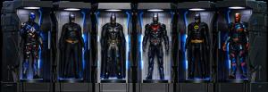 Batman: Arkham Knight Armory Miniature Collectible Set