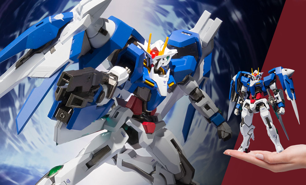 Gallery Feature Image of 00 Raiser + GN Sword III Collectible Figure - Click to open image gallery