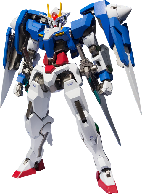 Bandai 00 Raiser + GN Sword III Collectible Figure
