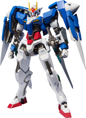 00 Raiser + GN Sword III Collectible Figure