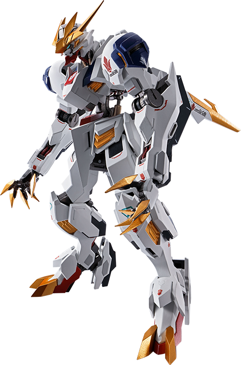 Bandai Gundam Barbatos Lupus Rex Collectible Figure